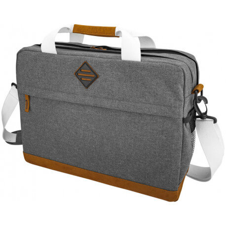 "Echo 15.6"" laptop and tablet briefcase"