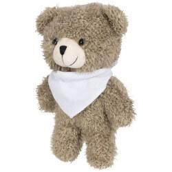 Hef plush bear