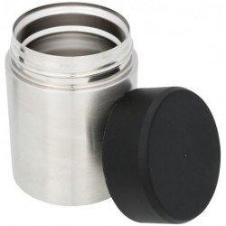 Vacuum copper insulated food container