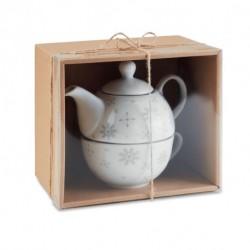 Zestaw świąteczny do herbaty, SONDRIO TEA