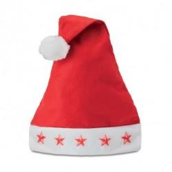 Czapka świąteczna z LED, BONOSTAR