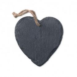 Zawieszka w kształcie serca, SLATEHEART