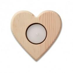 Świecznik serce, TEAHEART