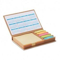 Zestaw biurkowy z kalendarzem, MEMOCALENDAR