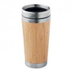 Bambusowy kubek podróżny, RODEODRIVE+