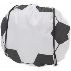 Plecak w kształcie piłki nożnej