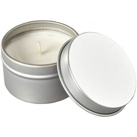 Luva scented candle in tin