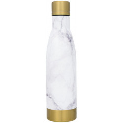 Vasa 500 ml marble copper vacuum insulated bottle