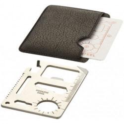 Multinarzędzie karta kredytowa 11-funkcyjna, SAKI