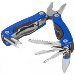 Casper 8-function multi-tool with LED flashlight