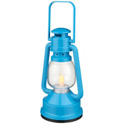 Emerald LED lantern light