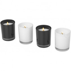4-częściowy zestaw świec Hills