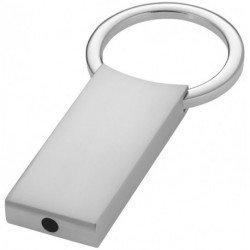 Omar rectangular keychain