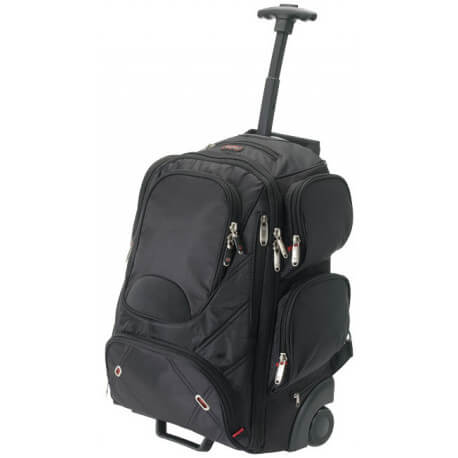 """Proton 17"""" airport security friendly trolley"""