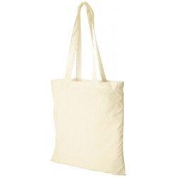 Madras 140 g/m² cotton tote bag