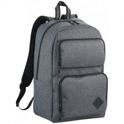 """Graphite Deluxe 15.6"""" laptop backpack"""