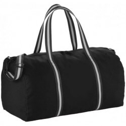 Weekender cotton travel duffel bag