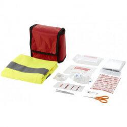 Zestaw pierwszej pomocy 18-elementowy