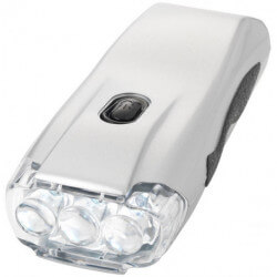 Capella 3-LED torch light