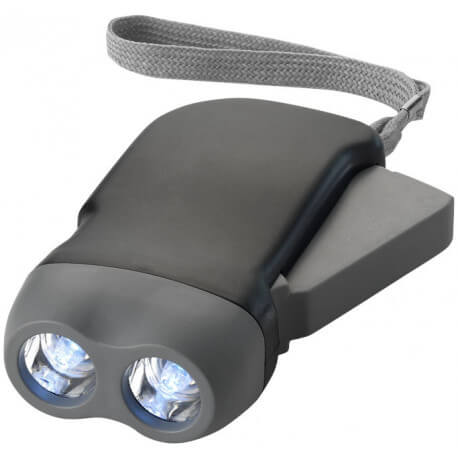 Virgo dual LED torch light with arm strap