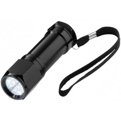 Latarka 8 diod LED