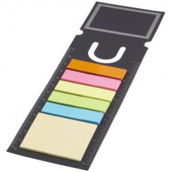 Sticky note bookmark