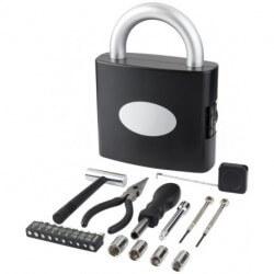 Locky 21-piece tool box