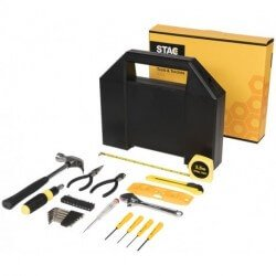 Poseidon 31-piece tool box