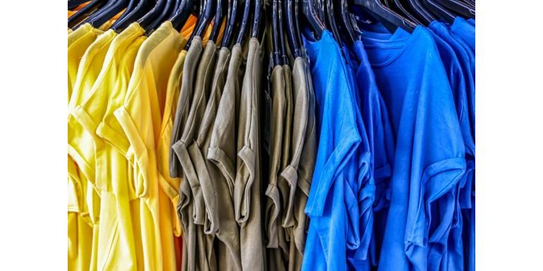 Rodzaje koszulek reklamowych z logo